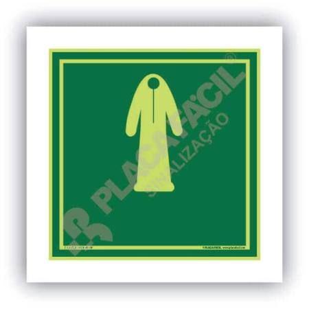 Placa Naval Assistência de Proteção Térmica