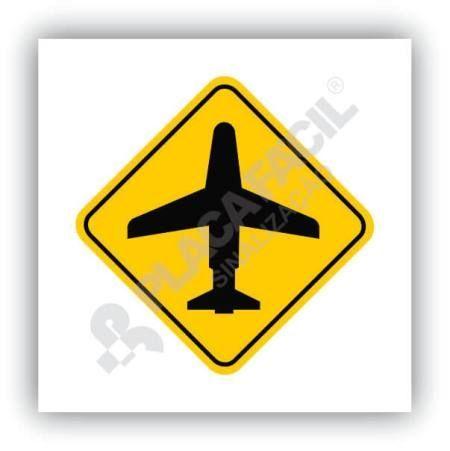 Placa Aeroporto