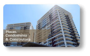Placas de Sinalização Construtora