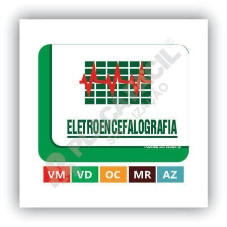 Placa De Sinalização Eletroencefalografia